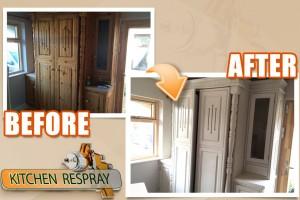 Furniture painting greystones