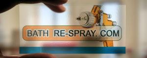 Bath page respray slider