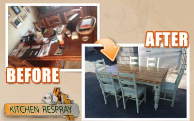 Best Furniture Respray Dublin