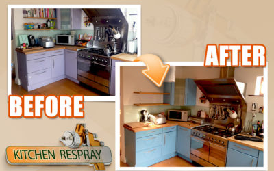 How to Change the Way Your Kitchen Looks – Kitchen Respray