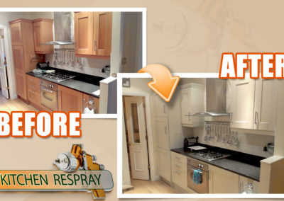 Kitchen Resurfacing Dublin