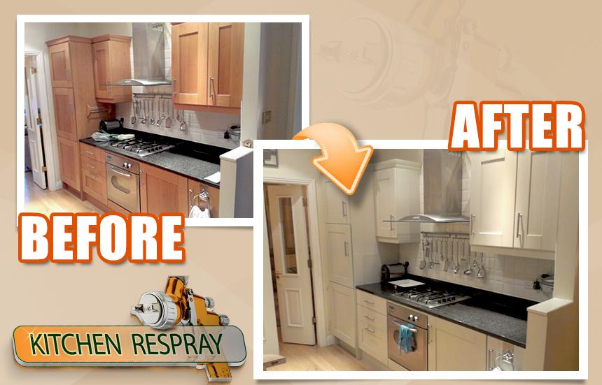Kitchen Resurfacing photo