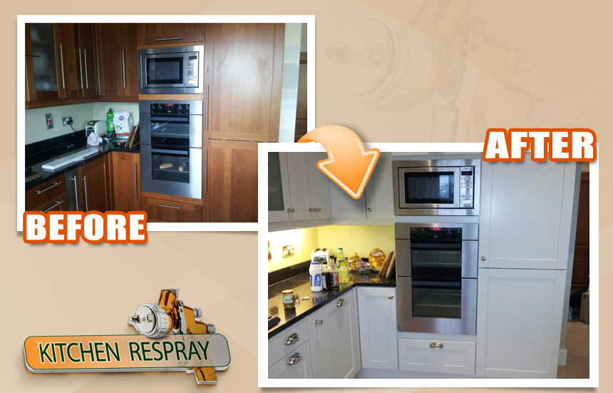 Signs that Your Kitchen Needs A Respray