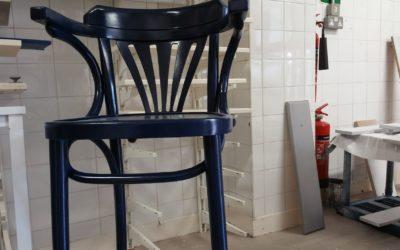 Respraying Furniture