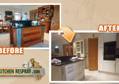 Kitchen-Respray-Stillorgan