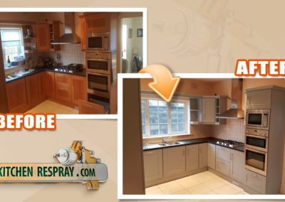 Kitchen-Respray-painting-kitchen-cabinets