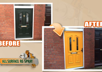 uPVC-front-door-respray