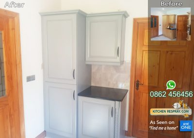 Kitchen Respray Manor House Grey (1)